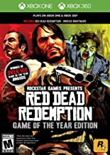 Red Dead Redemption: Game of the Year Edition - Xbox One and Xbox 360 (Renewed)