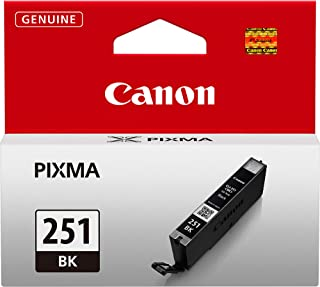 Canon CLI-251 Black Ink Tank Compatible to MG6320 , IP7220 & MG5420, MX922, MG5520, MG6420, MG7120, iX6820, iP8720, MG7520...