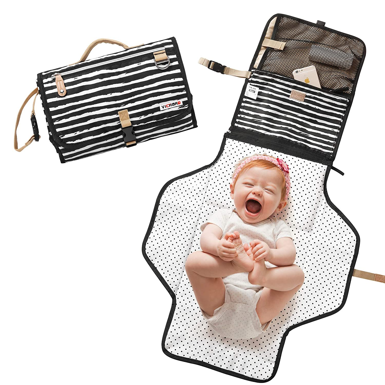 Waterproof Baby Diaper Changing Pat, Extra Large 97cmx54cm (38