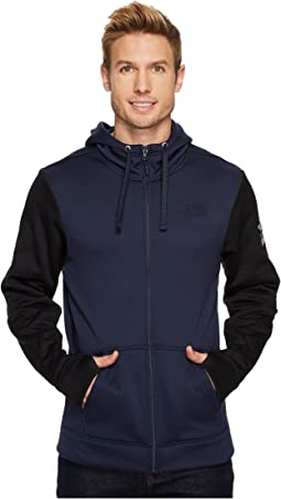 The North Face - International Collection Surgent LFC Full Zip Hoodie
