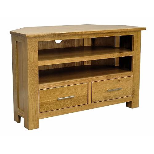 timeless design d3d2a 9c503 Oak TV Stand: Amazon.co.uk