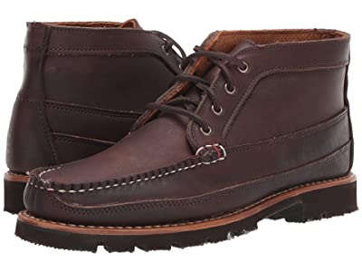 Sperry Gold Cup Handcrafted in Maine Chukka (Dark Brown) Men