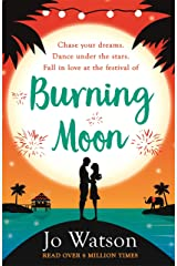Burning Moon: A romantic read that will have you in fits of giggles (English Edition) Format Kindle