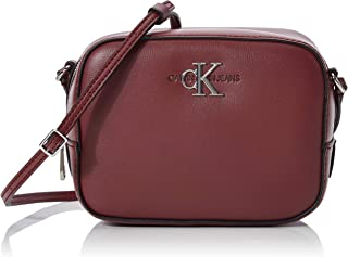Calvin Klein Camera Bag for Women-Red