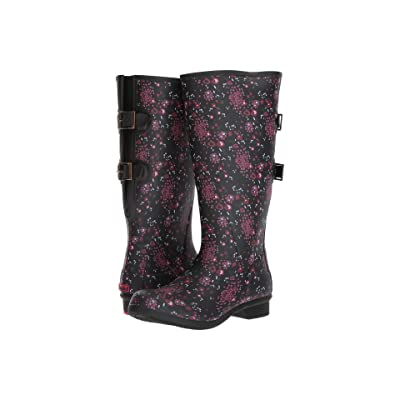 Chooka Versa Zuri Wide Calf Tall Boot (Black) Women