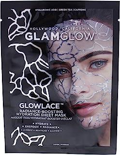 Glamglow Glowlace Radiance-boosting Hydration Sheet Mask By Glamglow for Women - 1 Pc Mask
