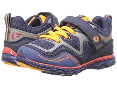 pediped Force Flex (Toddler/Little Kid) (Navy) Boy