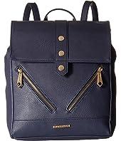 Rampage - Midi Backpack w/ Zip Details