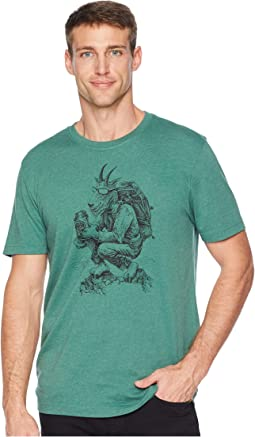 Hiking Goat Crusher T-Shirt