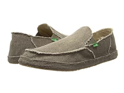 Sanuk Rounder (Brown) Men