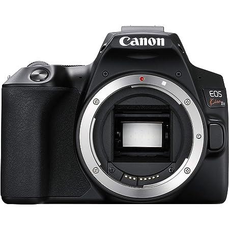 Canon デジタル一眼レフカメラ EOS Kiss X10 ボディー ブラック EOSKISSX10BK