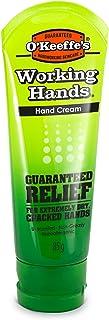O'Keeffe's K0290004 Working Hand Cream, 3 oz, Tube, 1-Pack, Green