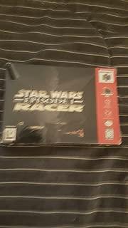 Star Wars Racer Episode One