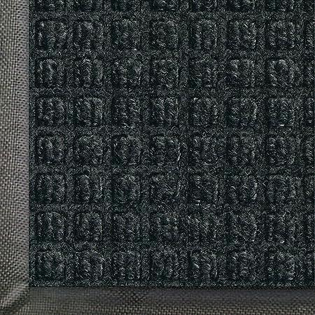 4-Feet Length X 3-Feet Width Aqua Marine Andersen 221 Waterhog Fashion Diamond Polypropylene Fiber Entrance Indoor Floor Mat 3//8-Inch Thick SBR Rubber Backing