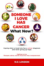 Someone I love has cancer: What now?: Coping when a loved one has a cancer diagnosis and never giving up hope