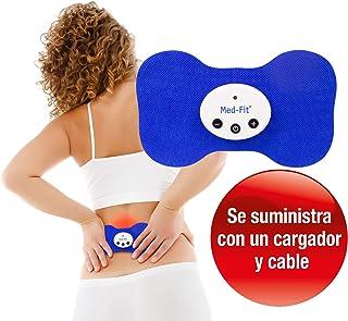 comprar comparacion Med-Fit Mini TENS estimulador muscular. Recargable y inalámbrico -Trata el dolor de la espalda, ciática, cuello, rodilla, ...