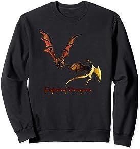 Fighting Dragons Sweatshirt