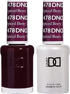 DND Gel Set (DND 478 Spiced Berry)