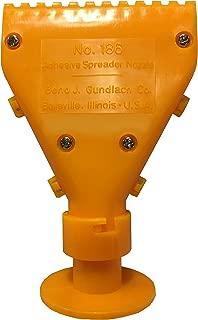 Cove Base Adhesive Spreader Nozzle Gundlach No. 186