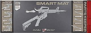 "Real Avid .223cal Smart Mat - 43x16"".223 Gun Cleaning Mat, Rifle Graphics"