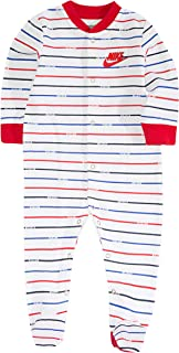 NIKE Children's Apparel Baby Graphic Footed Coverall
