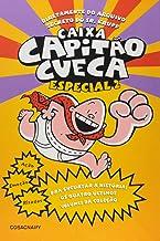 Capitão Cueca - Coleção as Aventuras do Capitão Cueca, Caixa 2, Volumes 5 a 8