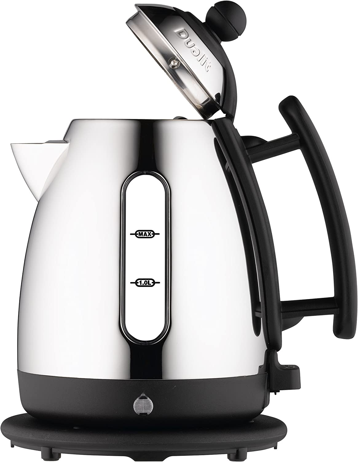 Dualit Cordless 6-Cup Kettle Limited price Chrome Jug Las Vegas Mall