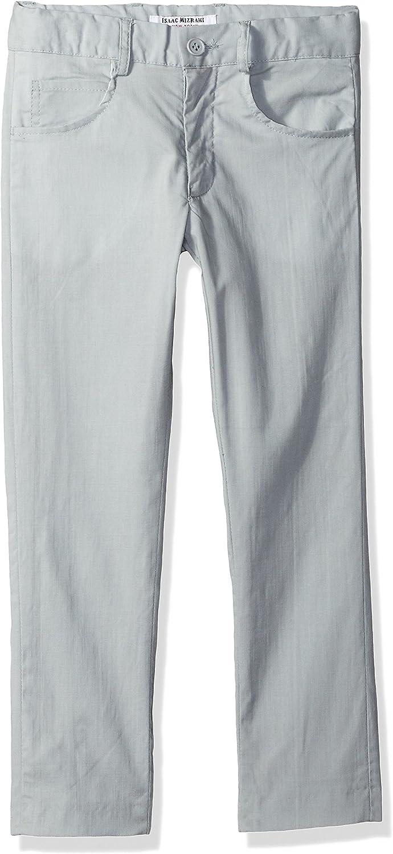 Isaac half Mizrahi Special sale item Boys' 5-Pocket Pant Stretch Cotton