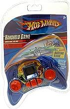 Hot Wheels Retro Handheld Racing Game with Sound in Dark Blue