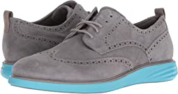 Ironstone Suede/Bluefish