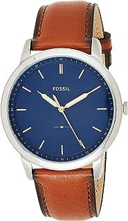 Men's the Minimalist Stainless Steel Slim Casual Quartz Watch