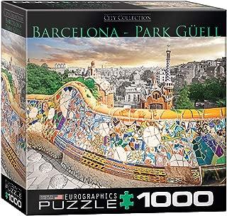 EuroGraphics Barcelona Puzzle (1000 Pieces)