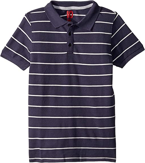 Washed Navy/Yarn-Dyes