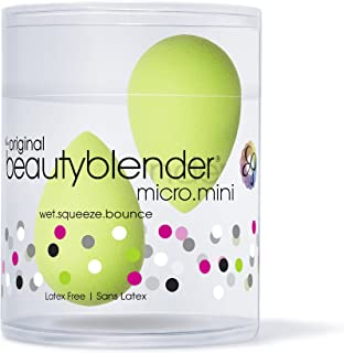 beautyblender micro.mini: Mini Makeup Sponges for Contouring, Highlighting & Concealing