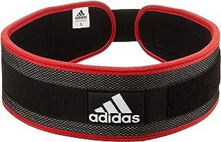アディダス(adidas) ナイロン ウエイトリフティング ベルト XS フィットネス・トレーニング 選択 Check