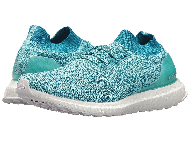 オペレーター検出飼い慣らす(アディダス) adidas レディースランニングシューズ?スニーカー?靴 UltraBOOST Uncaged Aqua/White 11.5 (28.5cm) B - Medium