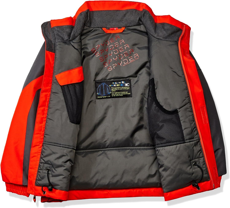 Spyder Boys Mini Guard Jacket