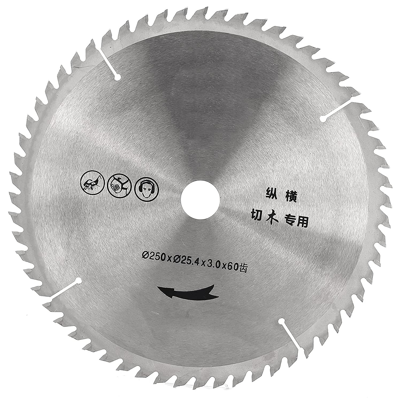 Circular Saw Blade Cutting Disc Steel Ranking TOP18 Sa Regular store Alloy 60Teeth