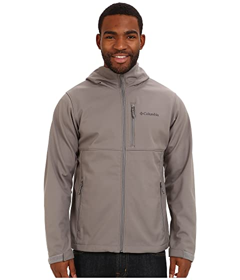 0062743eef10 Columbia Ascender™ Hooded Softshell Jacket at Zappos.com