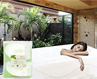WANPOOL Disposable Individual Bathtub Bag Film for Traveling / Hotel / Household / Salon (86x47 Inch) 8 pieces