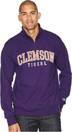 Clemson Tigers Powerblend® 1/4 Zip