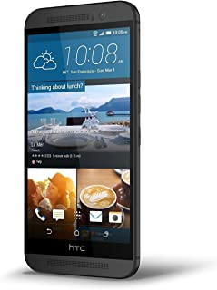 HTC One M9 32GB Unlocked GSM 4G LTE Octa-Core Smartphone and 20MP Camera - Gunmetal Grey