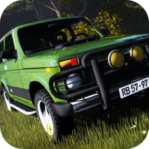 4x4 OffRoad Suv Driving 3D