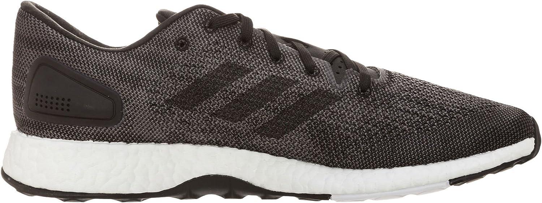 Adidas Pureboost DPR shoes Men's Running 10 Dark Grey Solid-White-Core Black