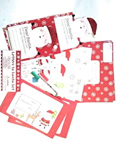 Letter to Santa Set