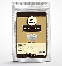 Naturevibe Botanicals Tartaric Acid, 4oz   Non-GMO, Gluten Free and Vegan