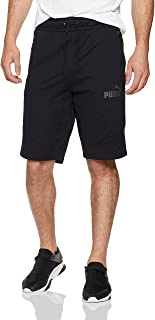 PUMA Men's Rebel Shorts_SH Black