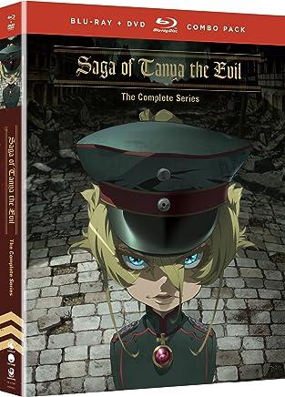 Saga Of Tanya The Evil Blu-Ray/DVD(幼女戦記 全12話)