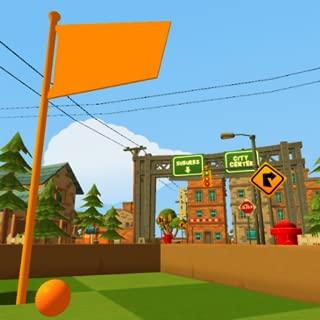 Cartoon Mini Golf 2