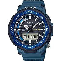 Deals on Casio Mens Pro Trek Quartz Sport Watch w/Resin Strap